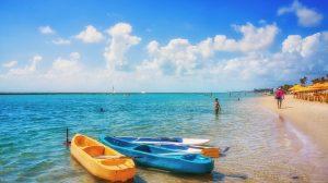 Sun and beach